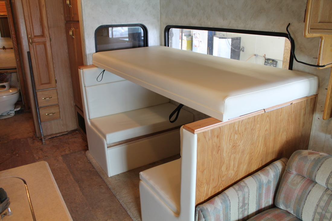 How To Remove Sofa Bed From Rv
